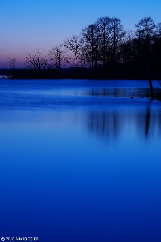 絶景探しの旅 - 0056 釧路湿原の夜明け (釧路川/釧路湿原国立公園)