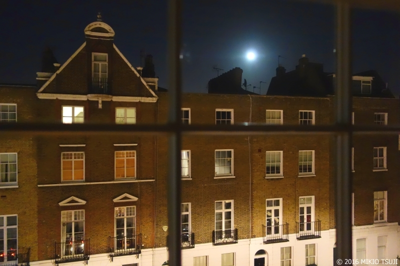 絶景探しの旅 - 0074 ピーターパンの夜 (サウス・ケンジントン/ロンドン)