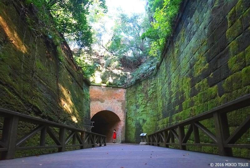 絶景探しの旅 - 0079 要塞トンネルのある島 (猿島/神奈川県 横須賀市)